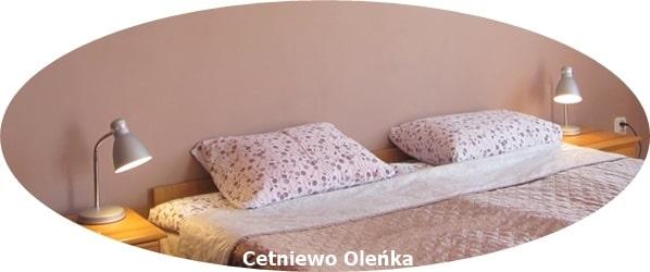 Cetniewo Oleńka pokoj 2 os.