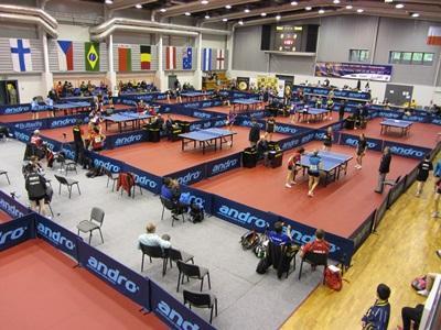 ITTF Polish Junior & Cadet Open 2013